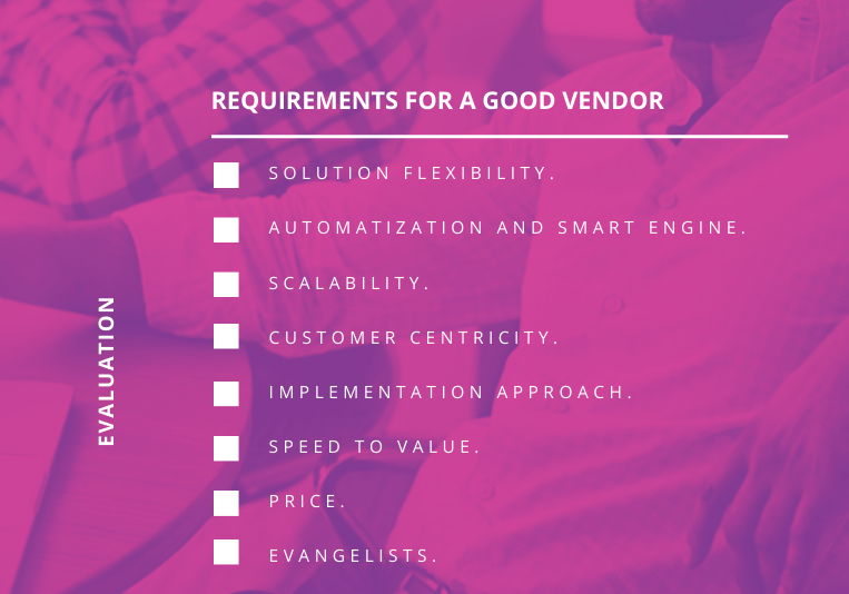 Choose the Right Vendor_Requirements